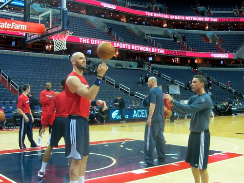 Washington Wizards, Boston Celtics, Truth About It, Adam McGinnis, Marcin Gortat, Ryan Saunders,