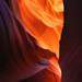 Slot Canyon Light by howardignatius