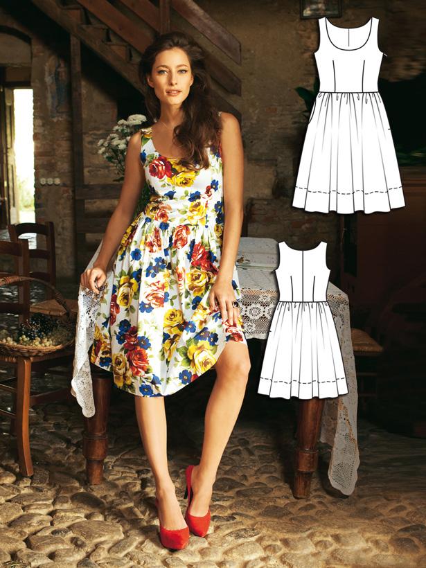 Havana Nights: 13 Sultry Sewing Patterns – Sewing Blog | BurdaStyle.com