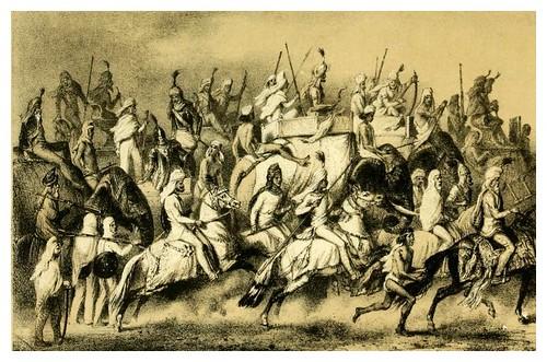 016-Voyages dans l'Inde -1858- Alexis Soltykoff