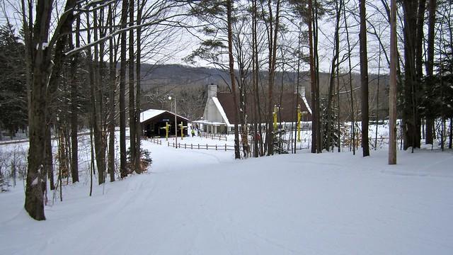 Emery Park Ski Hill Buildings