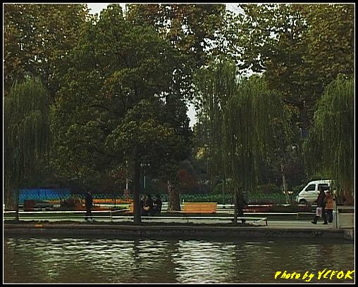 杭州 西湖 (其他景點) - 074 (北山路的湖畔)