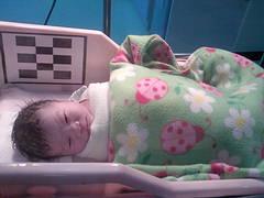 祕書長的寶寶誕生了,新生命來臨象徵環境新希望,祈望大地生生不息!
