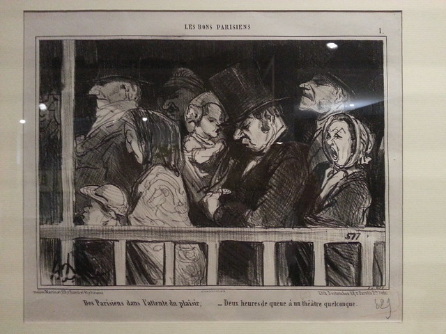 Some Things Never Change : 19th Century Parisian Activities