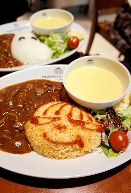 東京天空樹嚕嚕米餐廳21