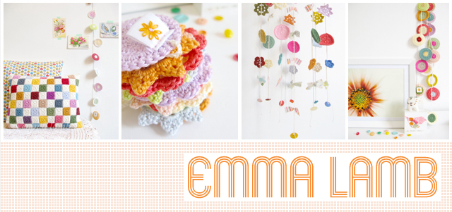 emma lamb : living in colour