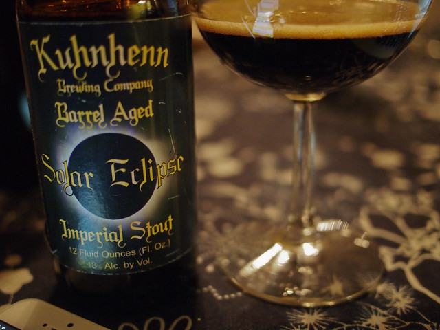 Kuhnhenn Barrel Aged Solar Eclipse (2012)