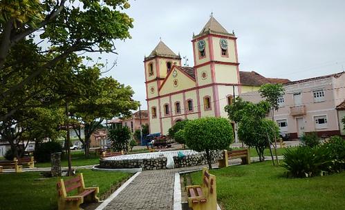 Igreja de Sant'Ana, em Óbidos (PA). Foto: Jeso Carneiro