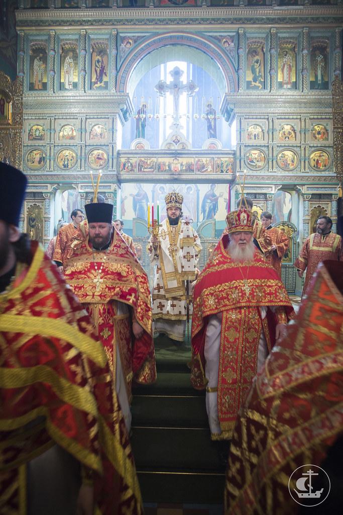 4 мая 2014, Божественная литургия в Петергофе / 4 May 2014, Divine Liturgy in Petergof