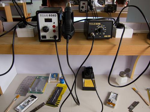 BGA Reballing Equipment