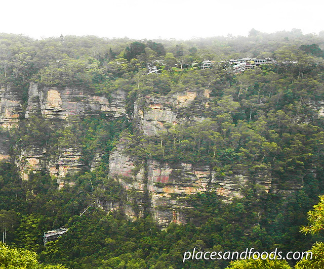 scenic world railway landscape