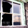 22/4/2014 - four things {four window panes; some of which have seen better days} #fmsphotoaday #fourthings #window #derelict #rundown #rural #decay #princeedwardcounty