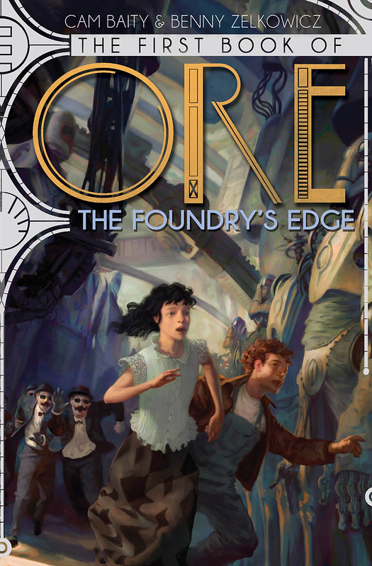 High Rez Final Cover - Foundry's Edge