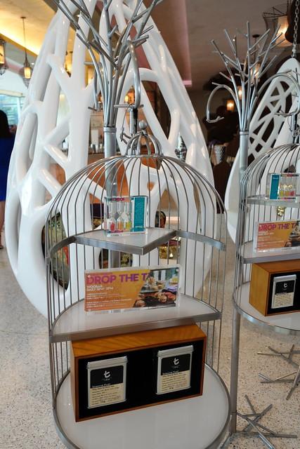 Dilmah Seasonal Flush 2014 Tea at WooBar W Singapore Sentosa Cove