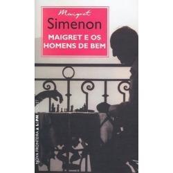 Maigret e os homens de bem, de Simenon