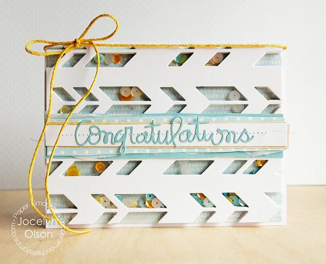Shaker Congratulations