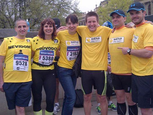 Nemáš číslo na maraton? Staň se dobroběžcem!