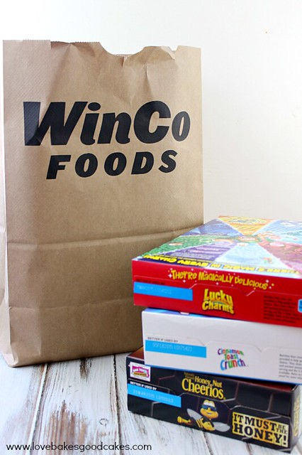walking down memory lane with big g cereals, winco and the new ibotta app #giveaway