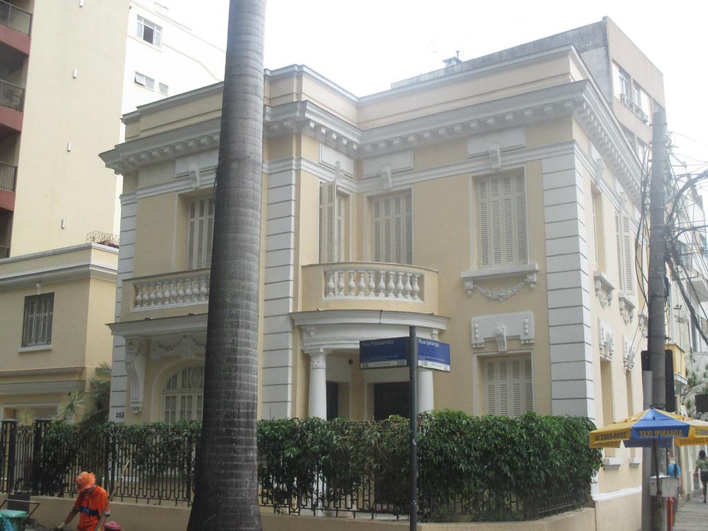 Maison de Laranjeiras
