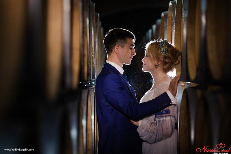 Fotograful de nunţi Vadim Rogalin