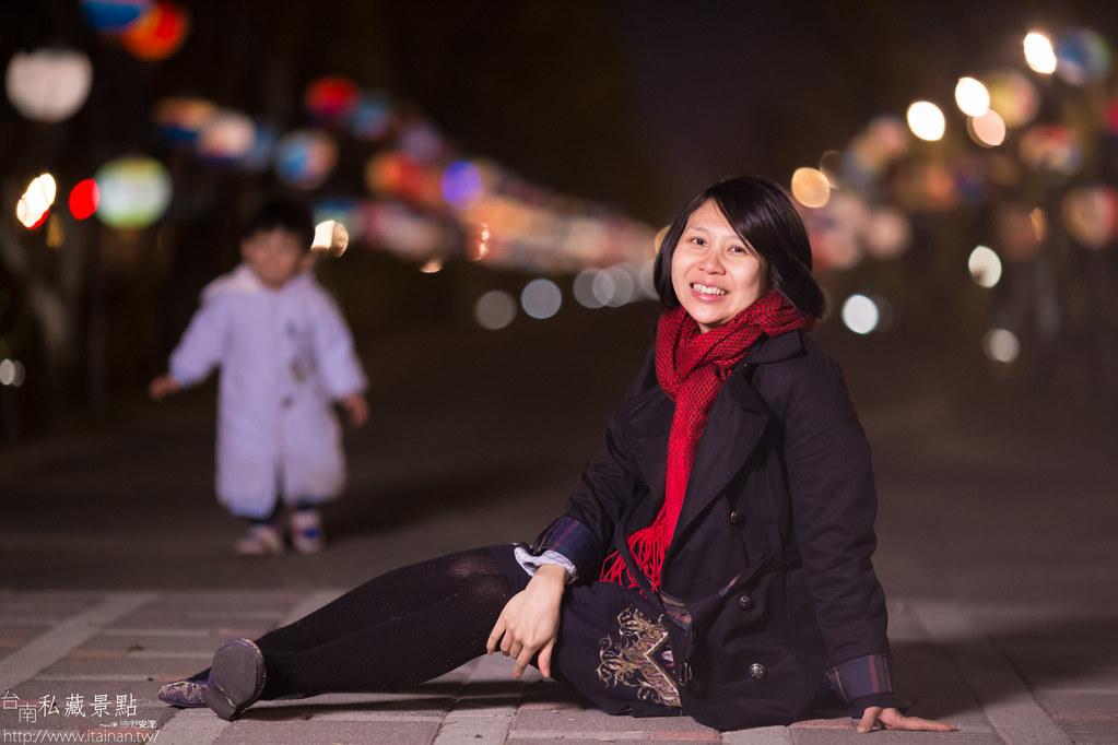 台南私藏景點-點亮台江 2015 山海圳綠道燈會 (19)