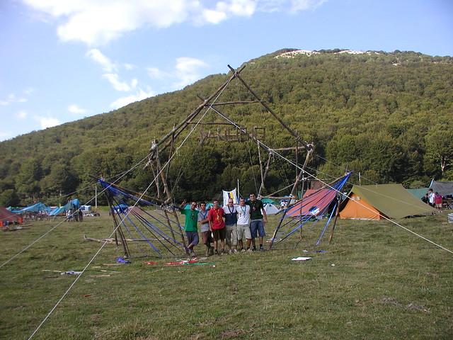 Campo nazionale 2004