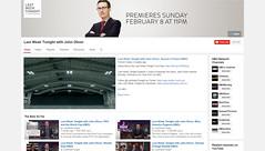 Last Week Tonight - YouTube Channel