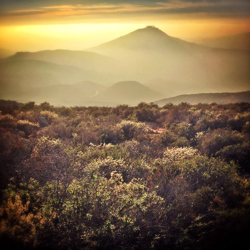 california sunset mountain landscape sbfavorites