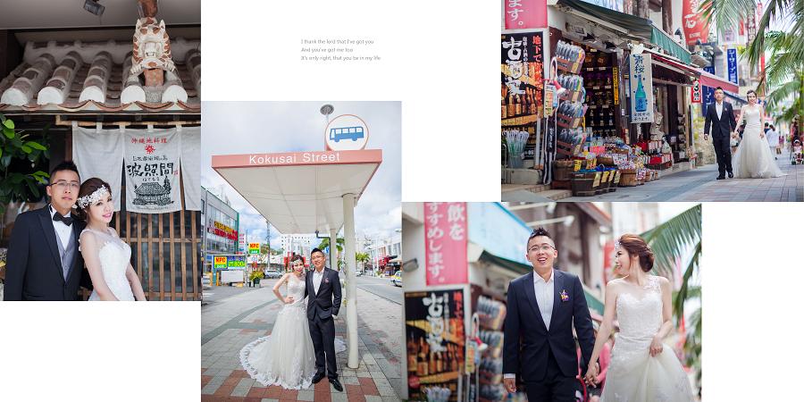 沖繩 自助婚紗 CS + Raby  [OKINAWA]