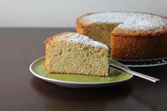 Brown Butter and Vanilla Bean Weekend Cake