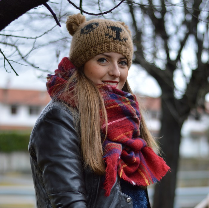 beanie orsacchiotto, Benetton, Tally Weijl, Conbipel, Zara, wildflower girl, fashion blog (19)