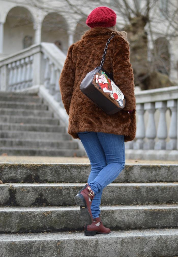 l'heartelier, elisa avantey, bijoux, Zara, jeans, pepe jeans, H&M, wildflower girl, Braccialini, Dante Alighieri, borse, (17)