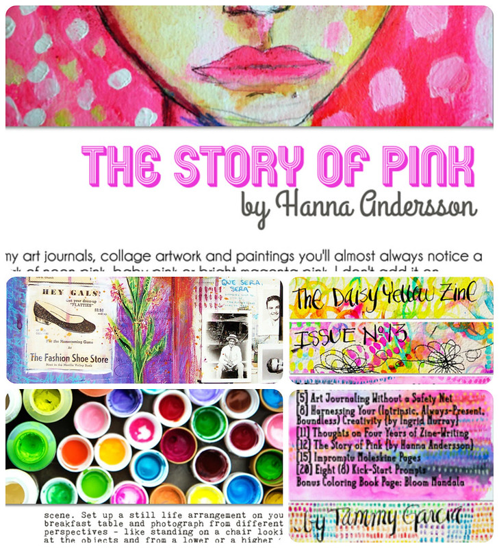The Story of Pink published