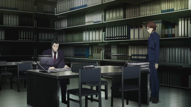Tokyo Ghoul A ep 3 - image 11