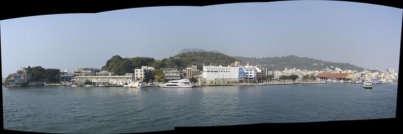 高雄港新濱碼頭