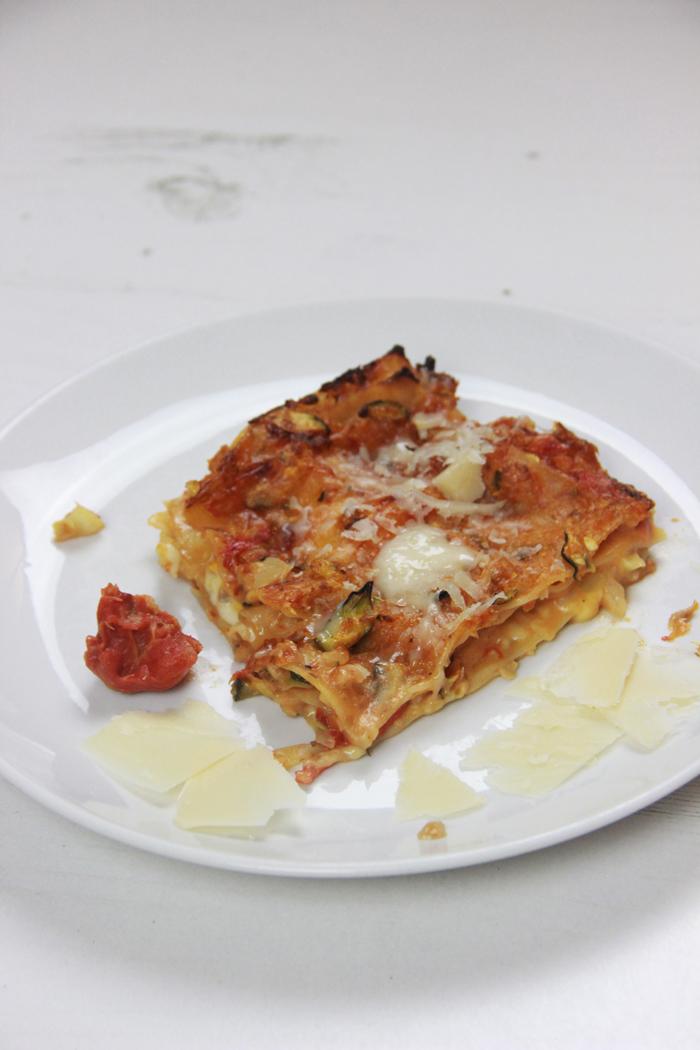 Mhmittwoch Veggie Lasagne 01