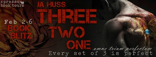 Book Blitz: Three Two One (321) by JA Huss
