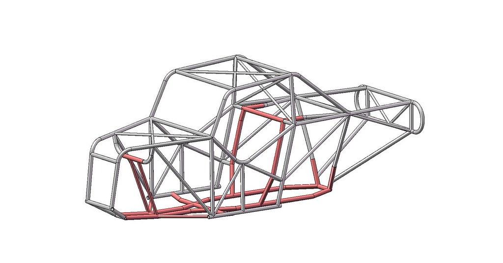 polaris rzr frame dimensions