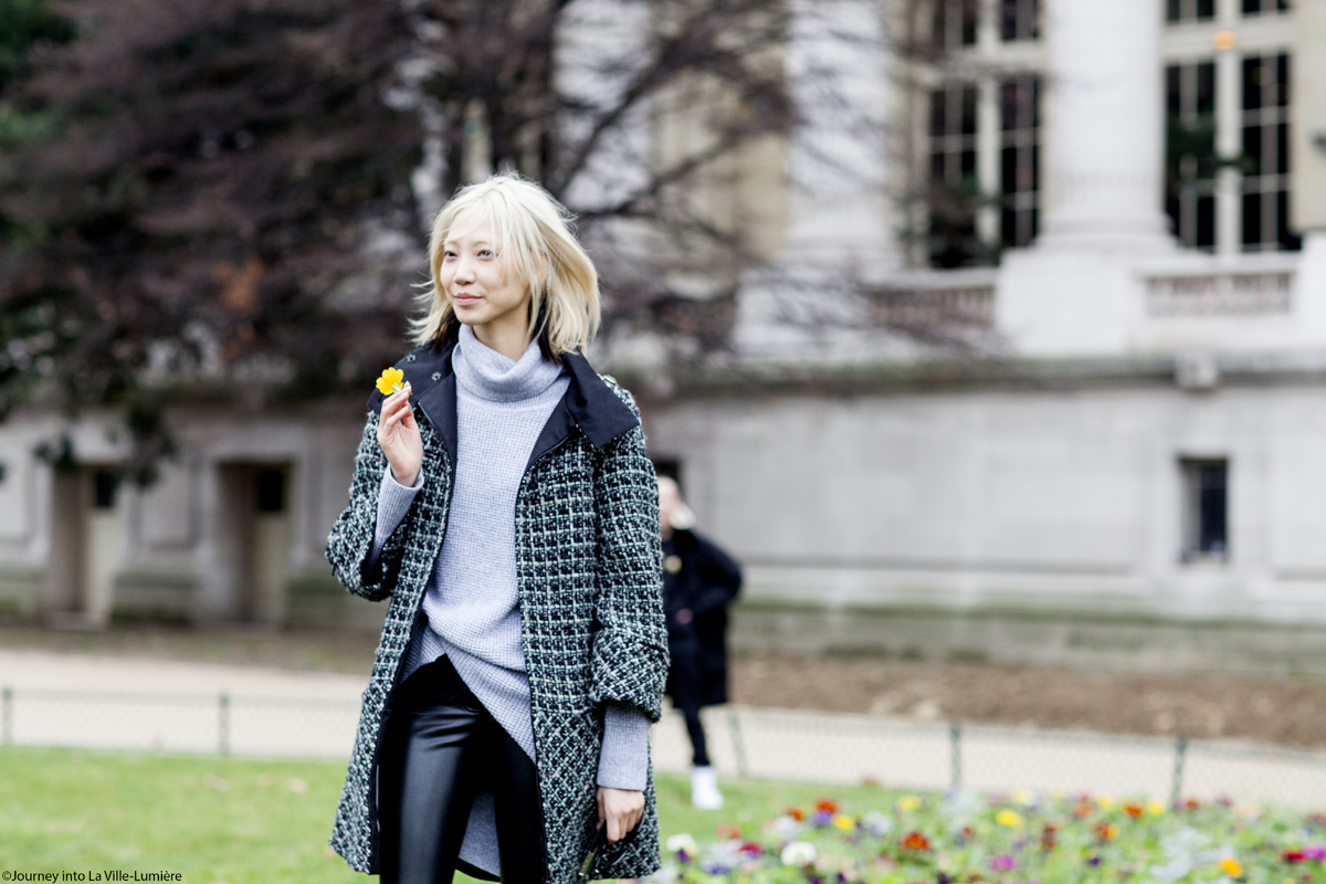 IMG_7392 copyChanel Haute Couture, Paris, Street style