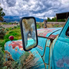 Old rusted out truck #oldtruck #oldtrucks #hdr #hdrpics