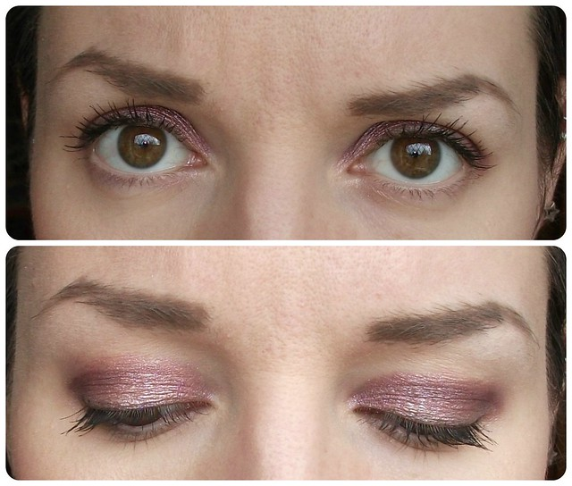 Makeup Revolution Fortune Favours The Brave Pinks Eye Makeup Look