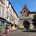 Abbaye St Pierre de Moissac by Lucille-bs