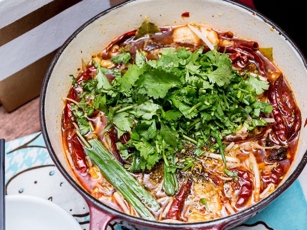 Shui Zhu Yu 水煮魚