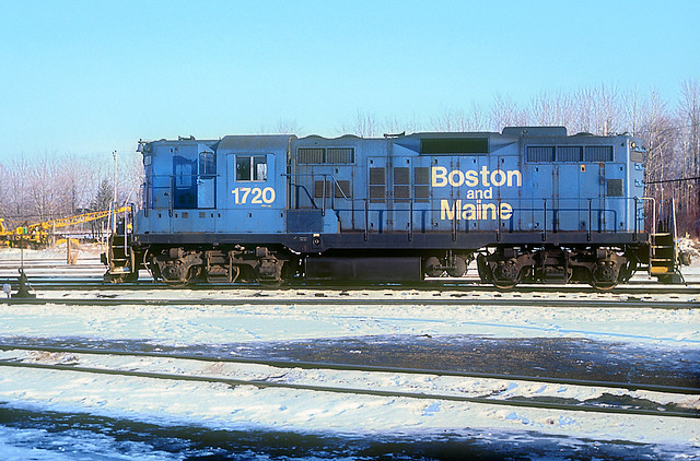 B&M GP9 1720