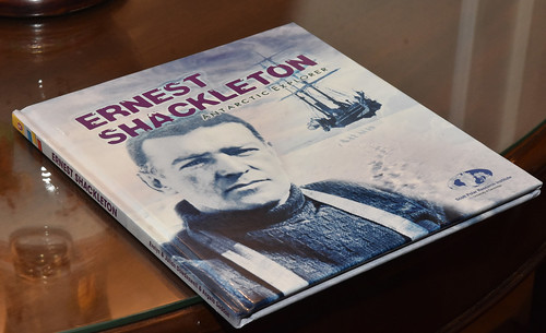 Centenary of rescue of Shackleton's crew celebrated in Chile