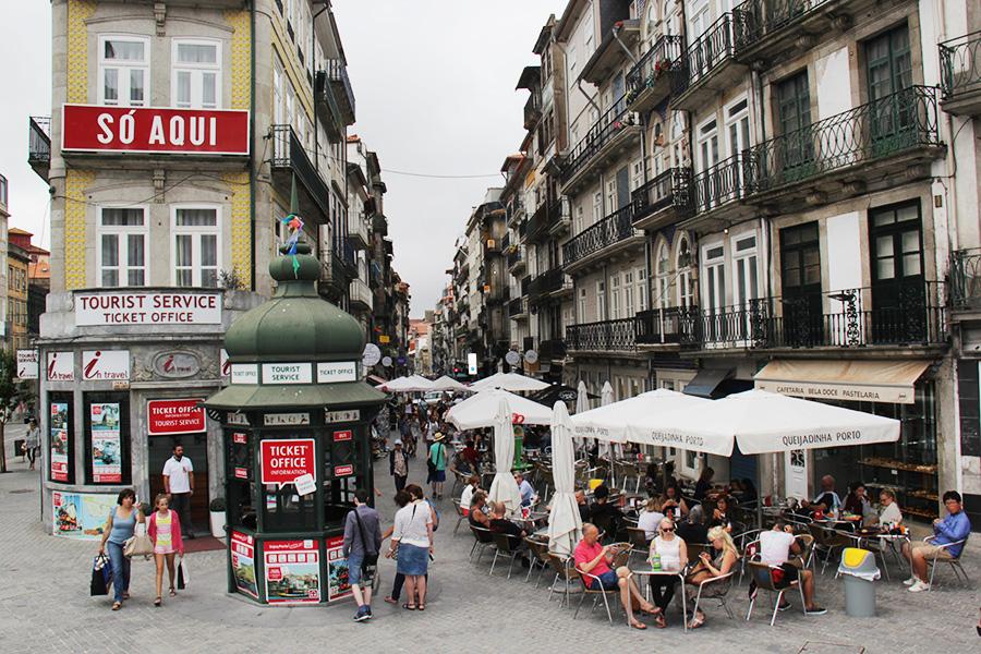 Mitä tehdä Portossa Rua das Flores