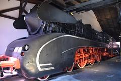 Neuenmarkt-Wirsberg Locomotive Museum