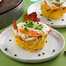 Cheesy Grits Cups with Bacon and Eggs