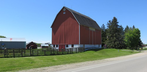 Three Bay Dairy Barn (Pierce County, Wisconsin)