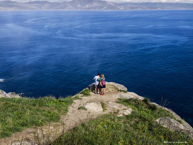 2087  Desde Cabo Finisterre, La Coruña